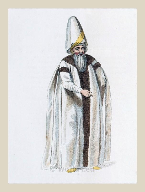 The Costume Of Turkey Ottoman Empire Costume History