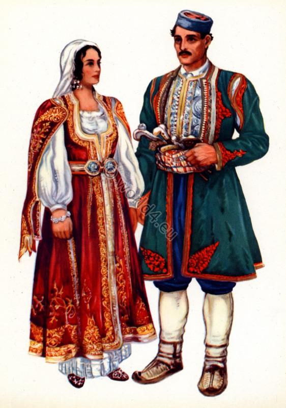 Various National Balkan Ensemble Comedy Links And Bridges