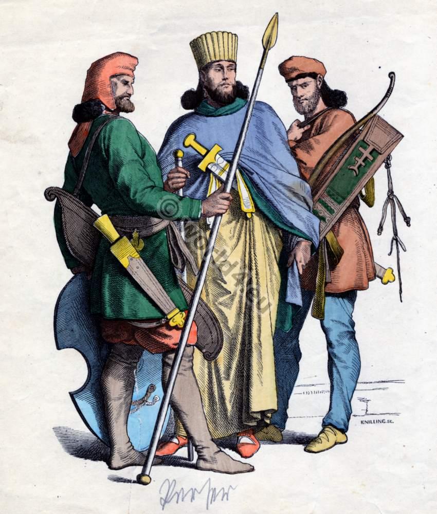Ancient Persian Women Clothing