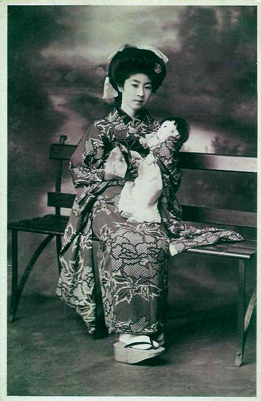 Japanese Teens History Clothing 31