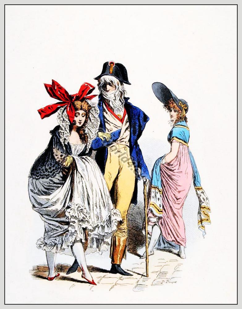 fashion history the republic costume history