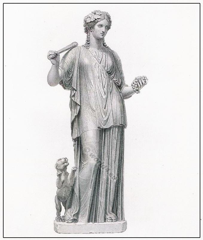 Ancient Greece Women Fashion