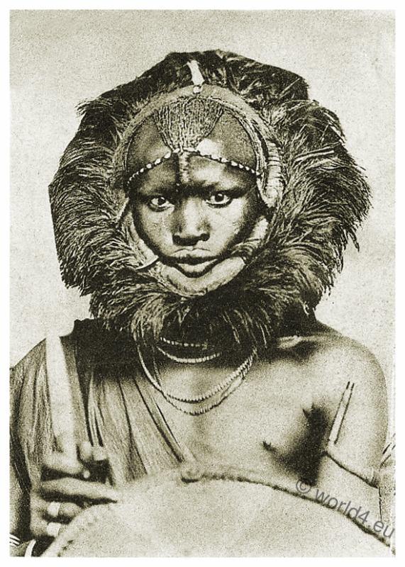 Native portraits @ PixelJoint com