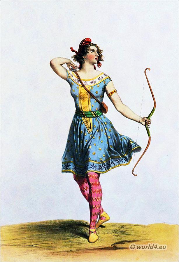 Greek Woman Warrior Amazon female warrior....