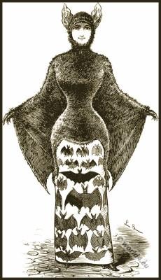 Batgirl, Bat, costume,