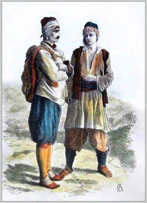 Greece national costume