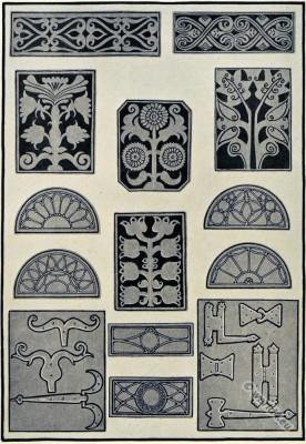 American, colonial, decoration, Puritan, Quaker