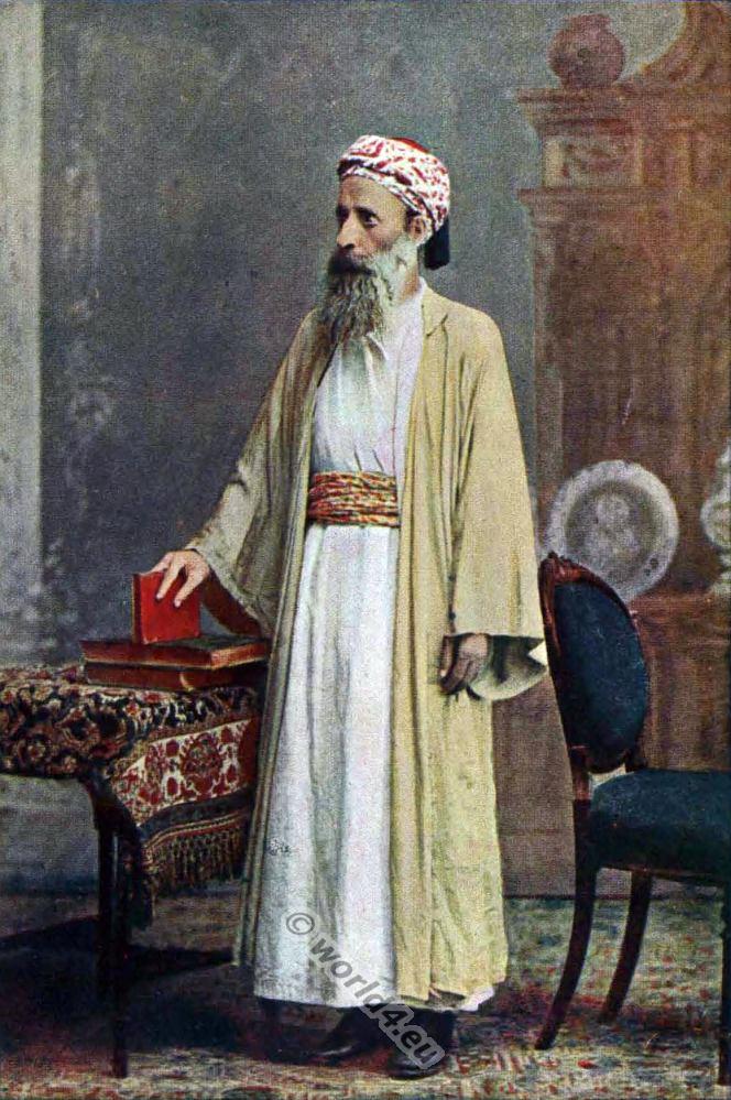 Jewish priest in india 19th century costume history jewish priest in india 19th century publicscrutiny Images