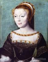 Anne de Pisseleu d'Heilly. Mistress of French King Francis I. Renaissance Costume, Adornment, jewelry