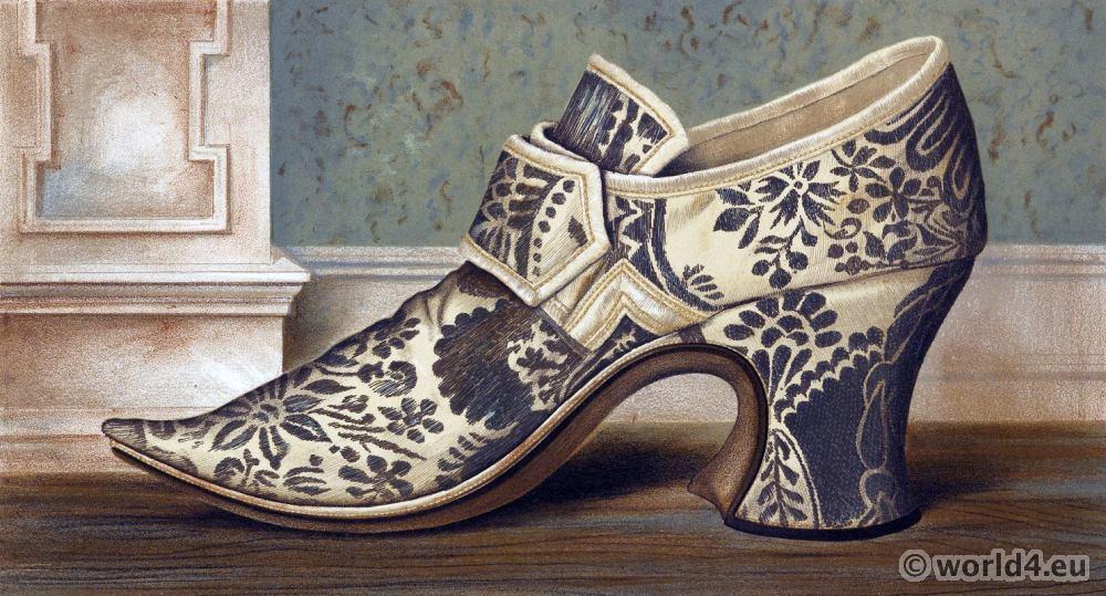 Tudor England Shoes Women