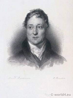 William Huskisson 1770–1830. British statesman. Portrait French Revolution History