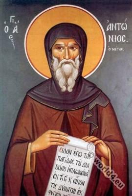 Roman Catholic History. Saint Anthony