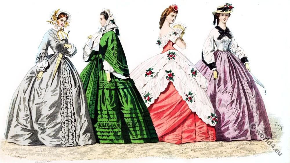 Evolution Of Women S Fashion Since
