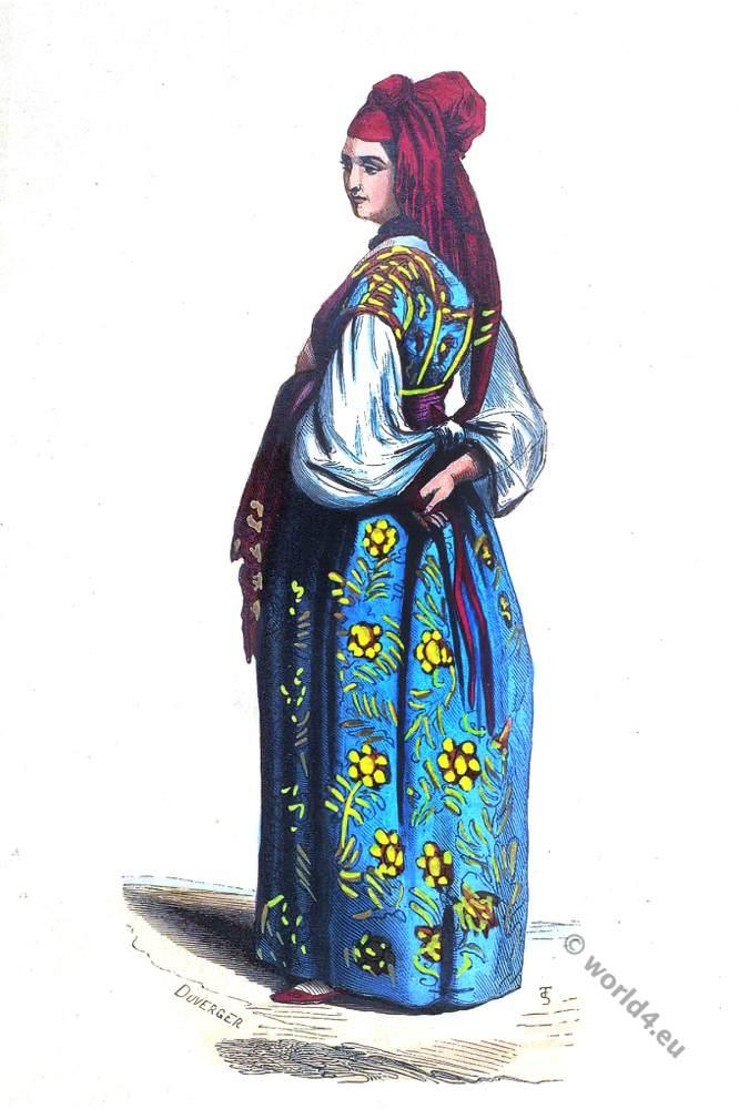 historical costumes africa america oceania costume