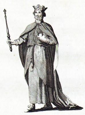 EDWARD II. Prince of Wales. England Medieval king. Edward of Caernarfon.