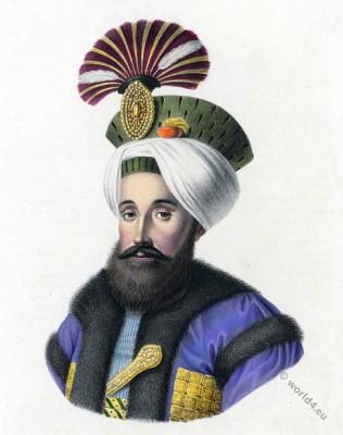 Sultan Mahmud I Ottoman Empire. Emperor
