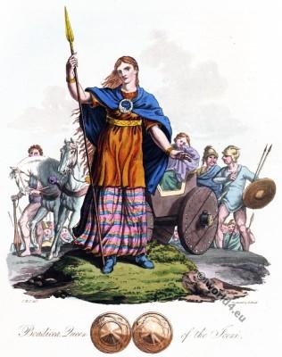 Boudicca, Boadicea, Baudicea, Bodvica, Bonduca, British queen