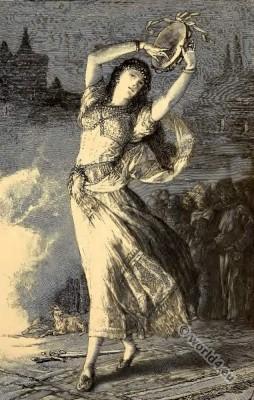Esmeralda. Notre Dame de Paris. Victor Hugo