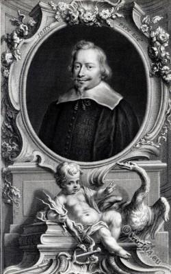 John Pym. England 17th century parliamentarian.