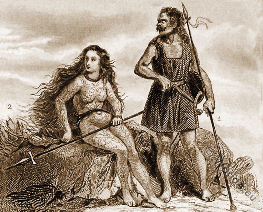 Ancient England warrior, Pict, Scotland, Britain,Celts,Cimbrians