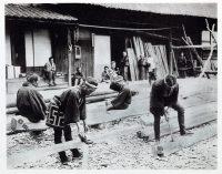 Carpenters, Kazuma Ogawa, Photographer, historical, Japan,