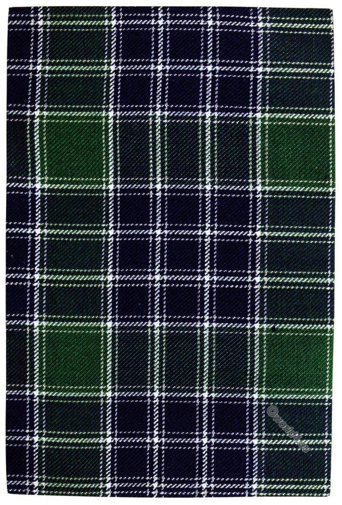 Tartan, Hunting, Clan, LORD, ISLES, Scottish, Scotland