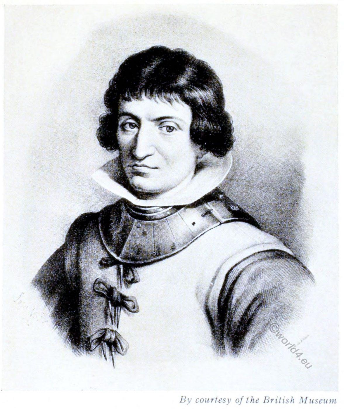 """Catalina de Erauso alias Francisco Loyola was a Basque noblewoman who lived as a man for several decades (""""The nun lieutenant"""")."""