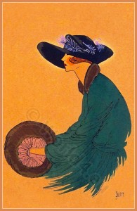 Creation Madaleine. Art deco era headdresses. Cloche hats, Flapper, Gatsby fashion.