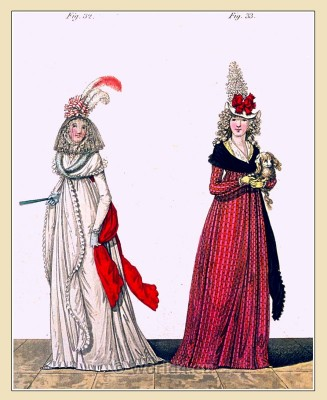Regency, Fashion, Costumes, dimity, Jane Austen, Gallery,