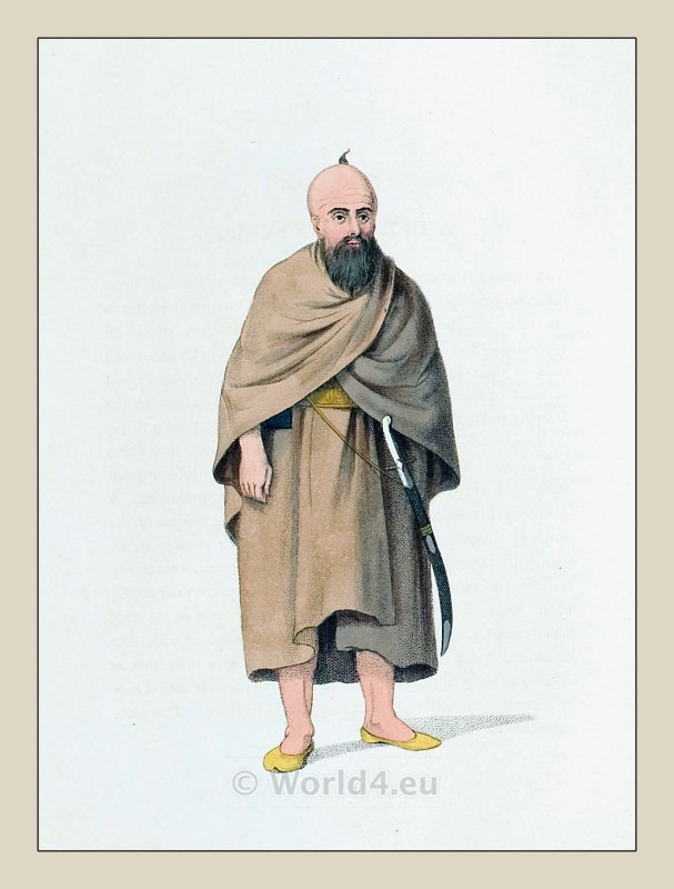 Dervish, Syria, Ottoman, empire, clothing
