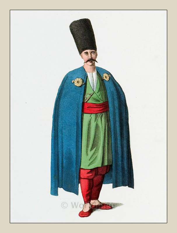 Bosniac, Bosnia, costume, clothing