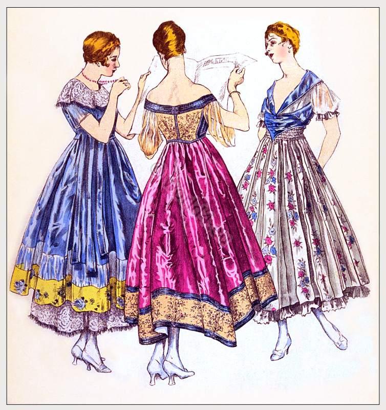 Fructus et Cie, costumes, fashion, art-deco, haute courture