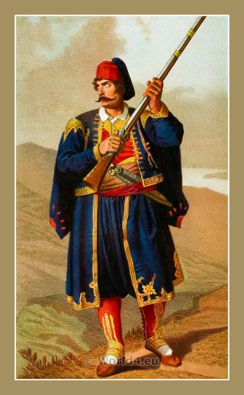Imotica, Croatia, traditional, national costumes, Balkans, Dalmatia, Serbian