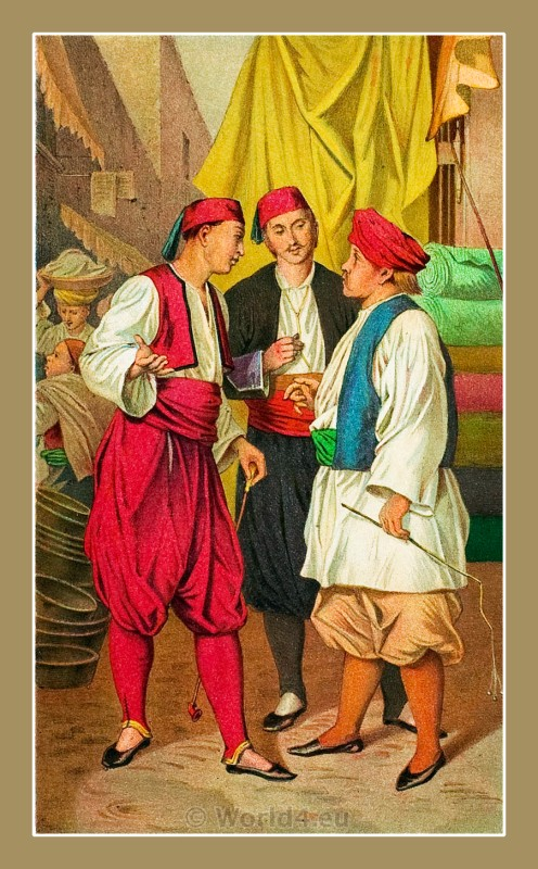 Čapljina, Gabela, Bosnia-Herzegovina, traditional, national costumes, Balkans, Dalmatia, Serbian