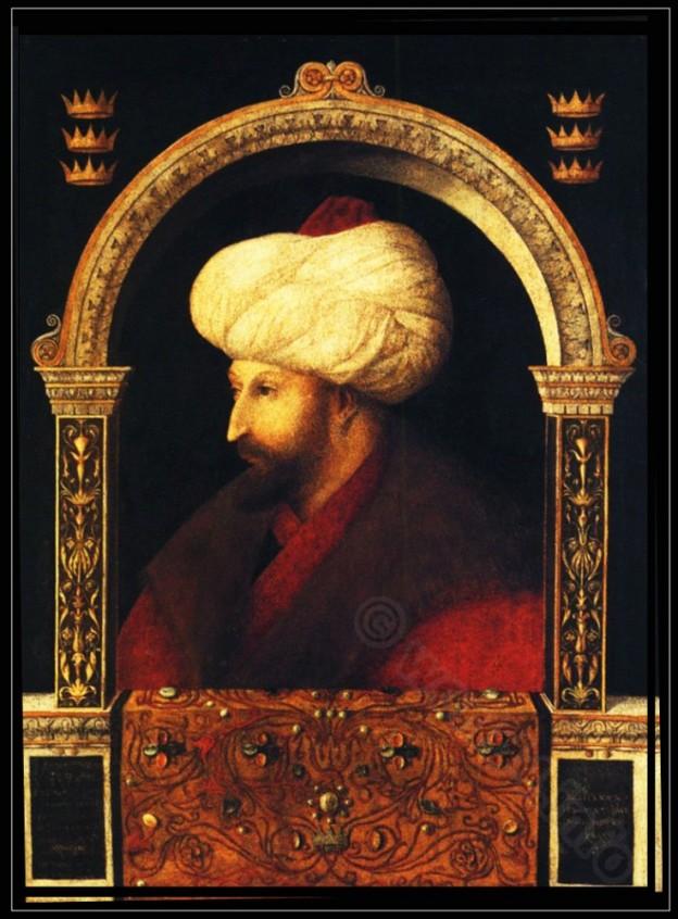 Sultan, Mehmed, II, Ottoman Empire,