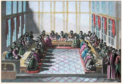 Ottoman Empire dresses,Traditional turkish mens dress, caftan