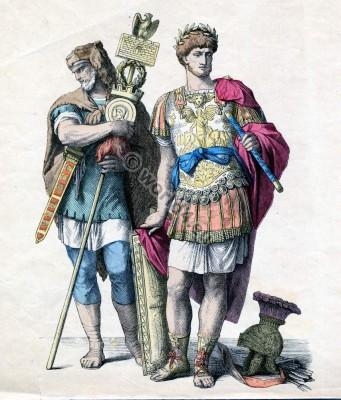 roman, fashion, history, Ancient, military, armor, General, Germanic, mercenaries