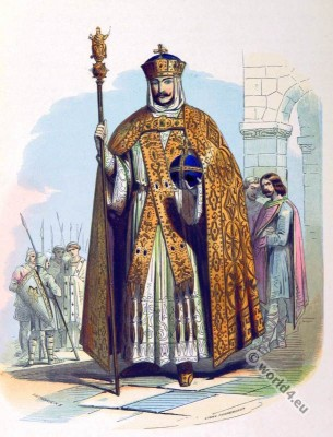 Charlemagne, Charles Le Grand. Charles the Great. King of the Franks