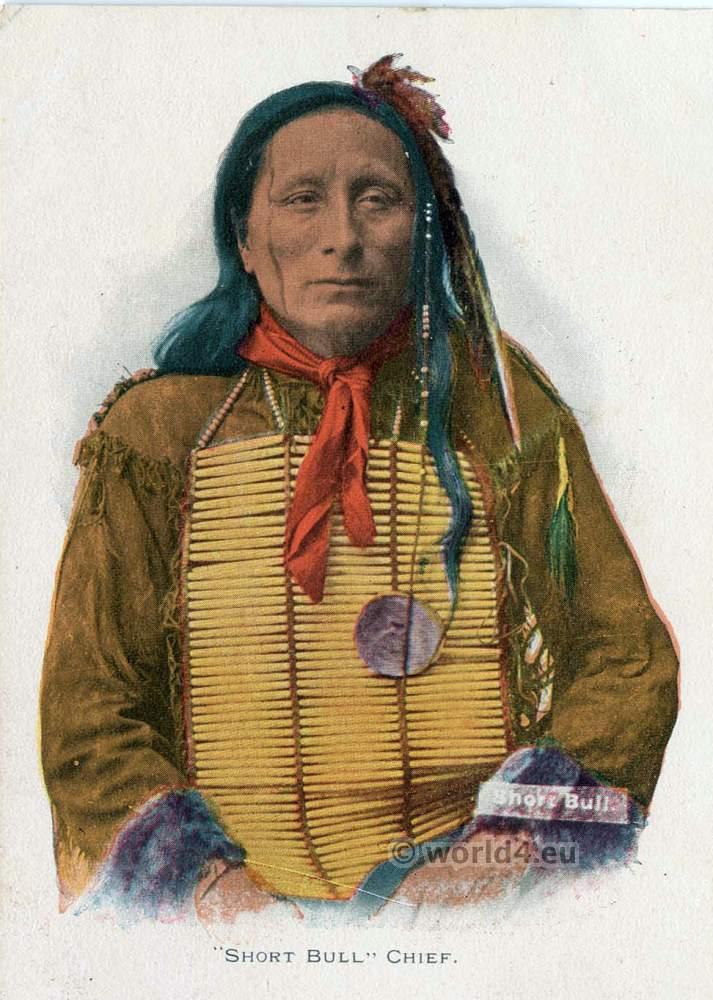 Short, Bull, Chief, Brule, Lakota, Sioux, tribe,