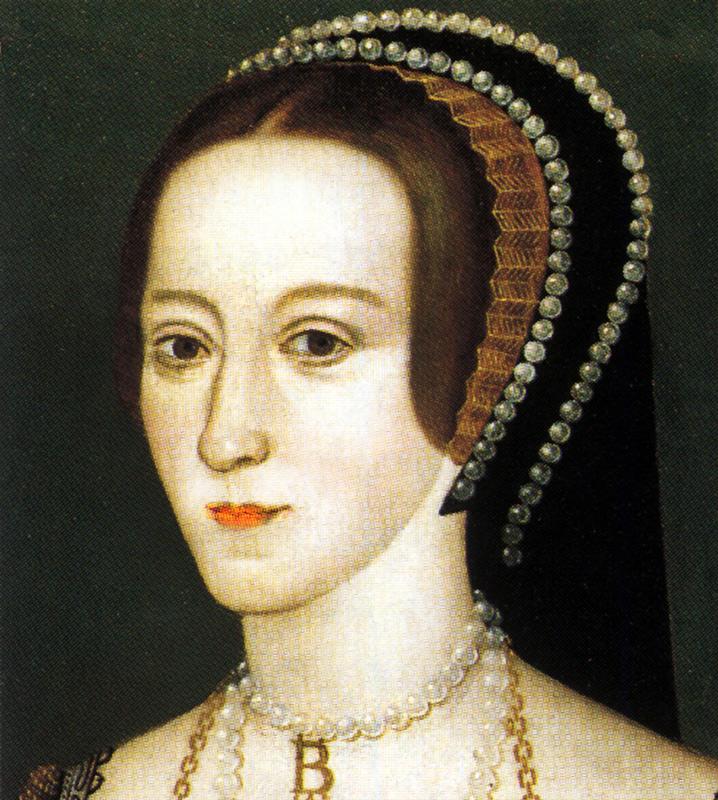Anne Boleyn, Queen, Tudor, Renaissance, portrait
