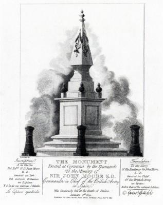 Monument, Peninsula, War, Portuga, Spain,