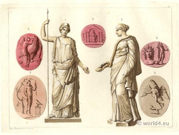 Greco-Roman, Classical, Culture, Statue, sculpture gods