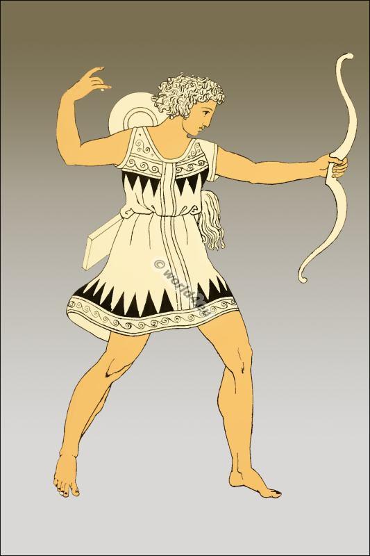 Amazon, greek, Ancient, female, warrior, vase,