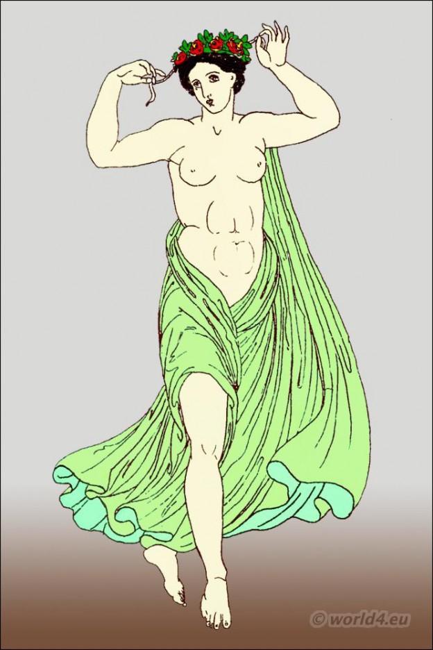 Greece, himation, Ancient, Greek, fashion, history,