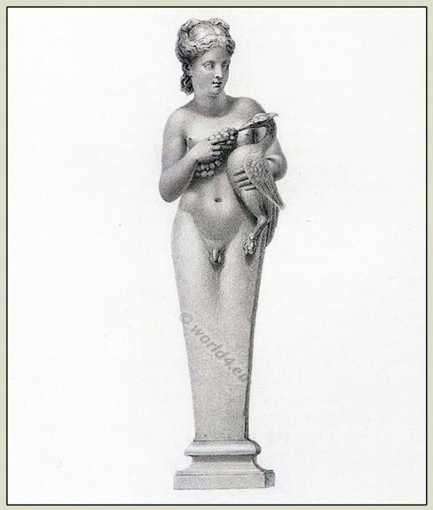 Hermaphrodite, Ancient, Greek, sculpture, Marbles, British Museum,