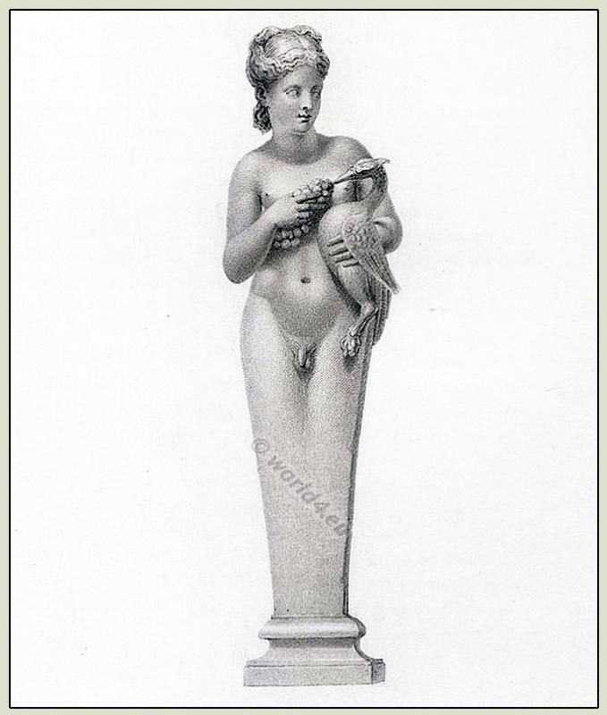 Hermaphrodite, Ancient, Greek, sculpture, Marbles, British Museum,