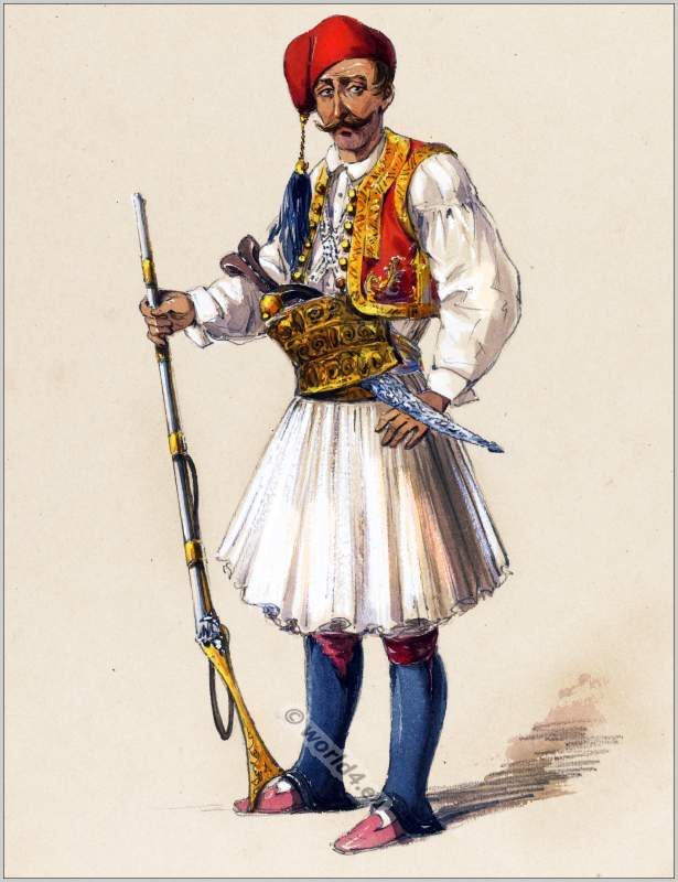 Traditional Albanian costume
