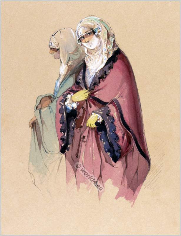 Ottoman Maltese costume