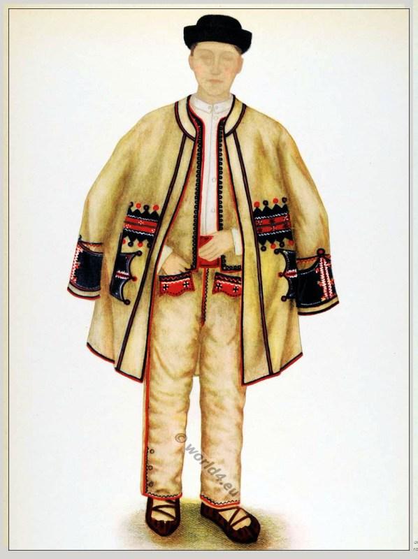 Tăran din Beiuș, Transilvania.