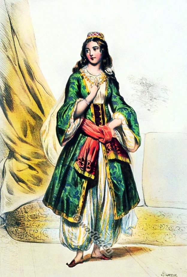 Femme Grecque costume